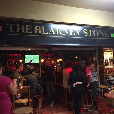 The Blarney Stone Irish Pub