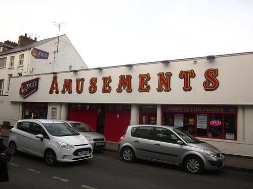 Phil's Amusements - gone downhill badly