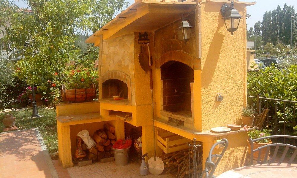 Il mio forno + barbecure + girarrosto