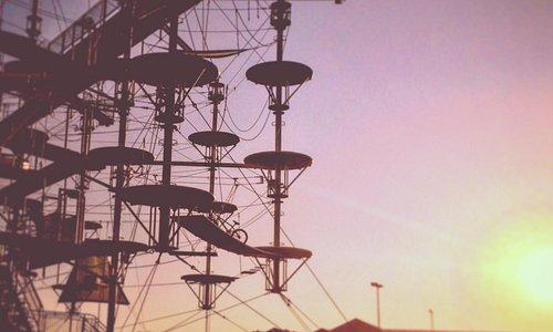 Sunsets at Mega