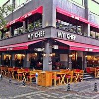 My Chef, kadıköy - İstanbul