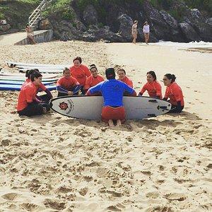 Marejada Surfcamp