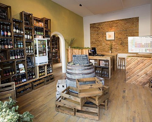 A vast selection of local and international beers easily reachable from Berlin, Mitte
