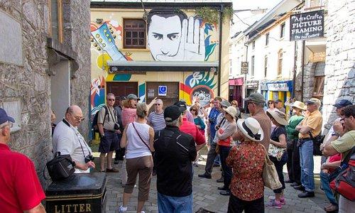 Ennis Walking Tours at Chapel Lane