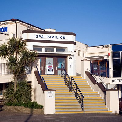 The Spa Pavilion Theatre, Felixstowe