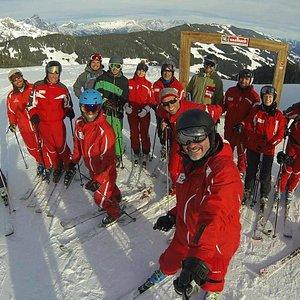 Skischule Zink Saalbach Team