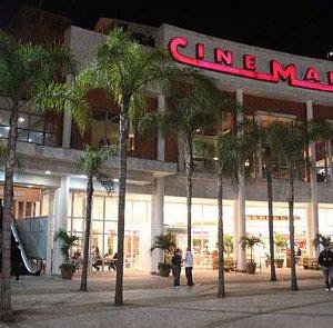 Fachada Cinemark Downtown