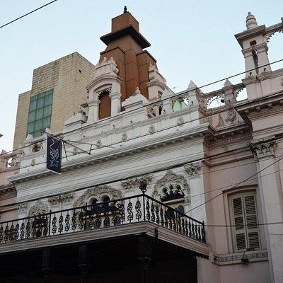 Theater Hall at Hatibagan