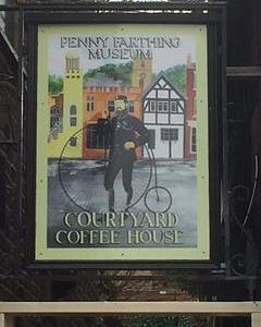 Welcome to The Courtyard Penny Farthing Museum