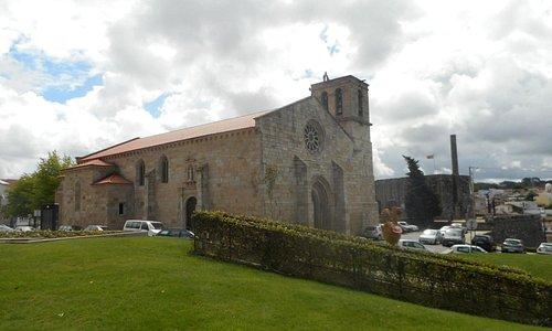 Vista da Igreja Igreja Matriz da Paróquia de Santa Maria Maior