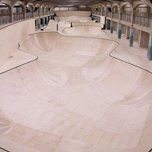 The Source Park Main Skatepark