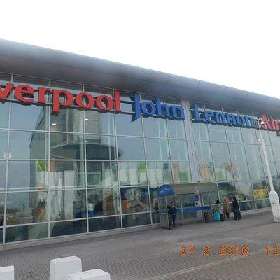 Liverpool John Lenon Airport