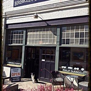 Welcome to Broken Road Studio!