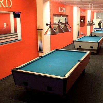 LGM - Restaurant, Bowlingcenter and Casino