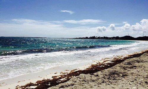 Jabberwock Beach a paradise for kite surfers