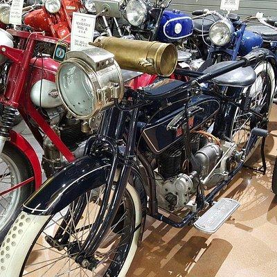 Overview, Brass Era bike, Evil Kinevel jump bike
