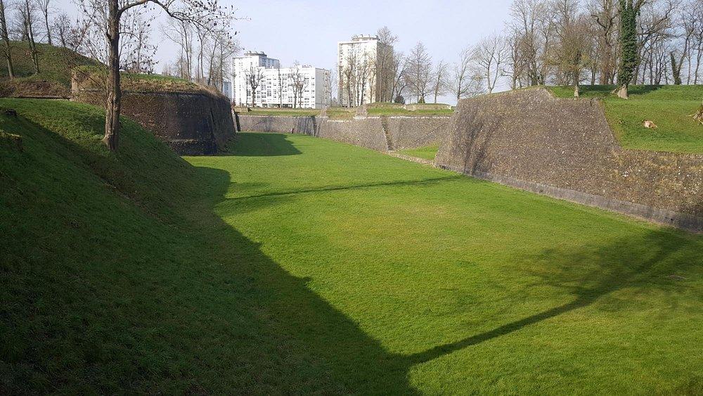 Le viaduc des fortifications