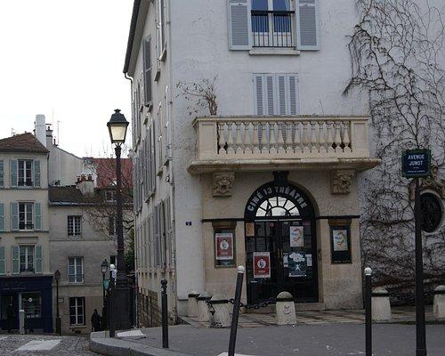 Париж. Ciné 13 Théâtre...