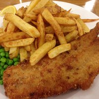 Haddock and Chips.