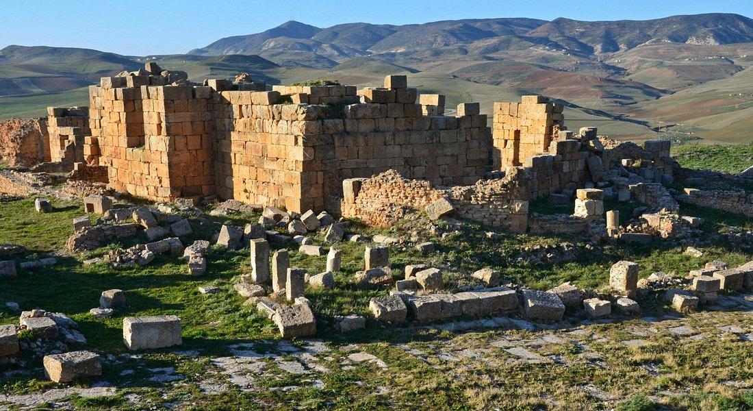 Khemissa Roman Ruins