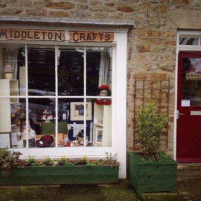 Quaint local shop