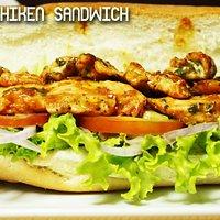 BBQ Chiken Sandwich