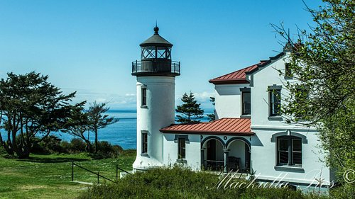 Admiralty Head Lighthouse, just one of the great angles.