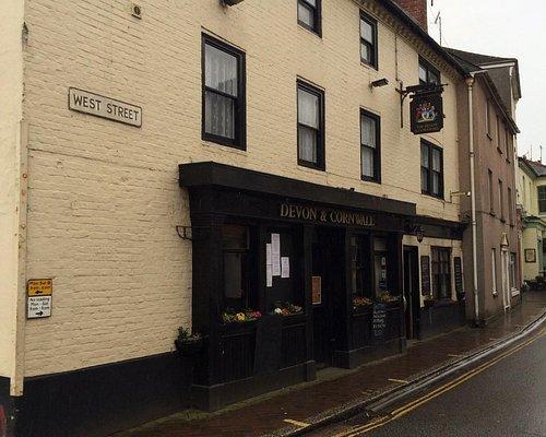 Devon & Cornwall Inn, Millbrook