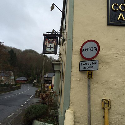 Copley Arms.