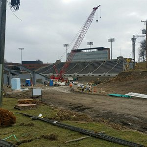 Tom Benson Hall of Fame Stadium