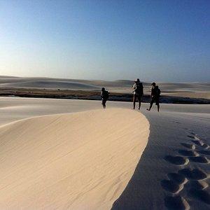 Travessia completa Parque Nacional dos Lençóis Maranhenses