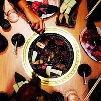 """ Ambiance, Food & Drinks "" @torikorestaurant"
