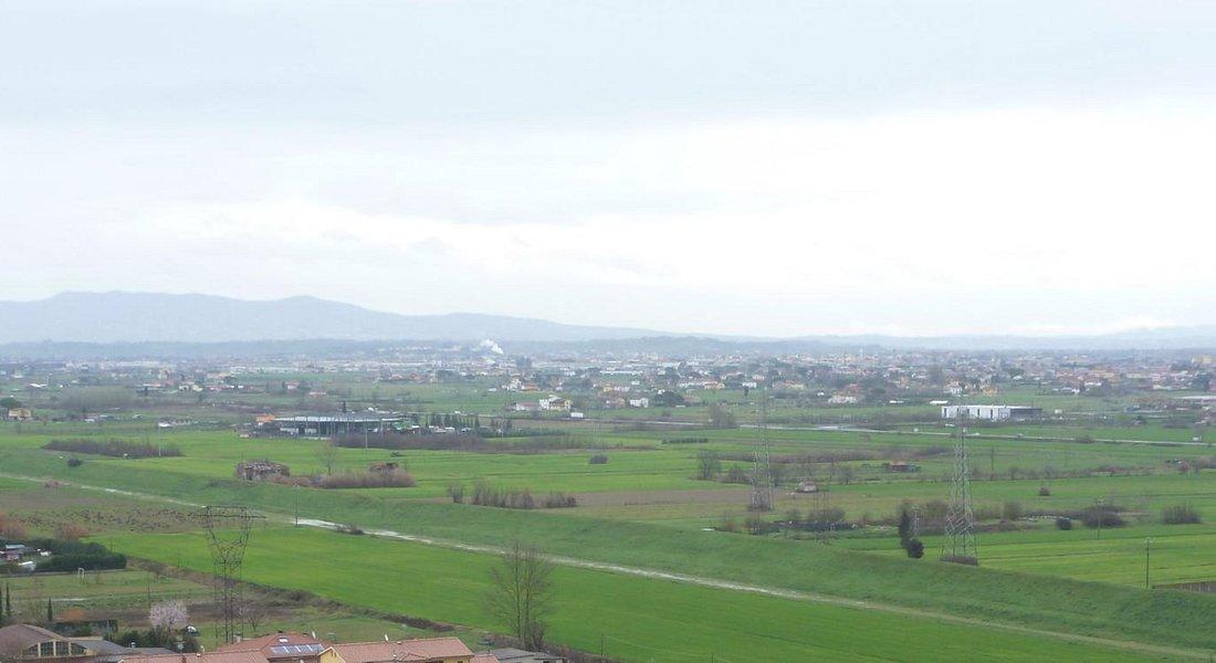 panorama dalla Piazza