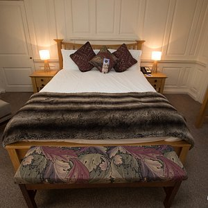 The Superior Deluxe Room at the Vanbrugh House Hotel
