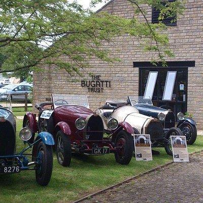 Bugatti Trust Visitor Center