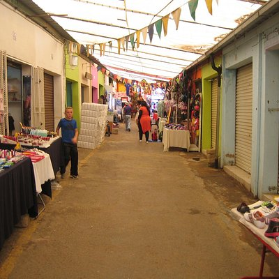 One of the lanes