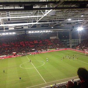 FC Utrecht - VVSB