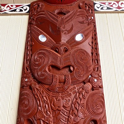 Detailed Carving