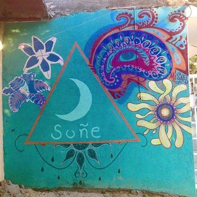 Soñé Mural