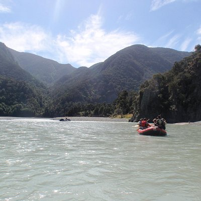 River rafting Clarence river