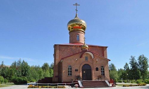 Святоникольский храм