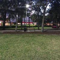 Lykes Gaslight Square Park