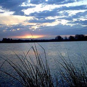 La laguna de San Vicente tal como la fotografié hace 12 años (ahora está llena de plantas)