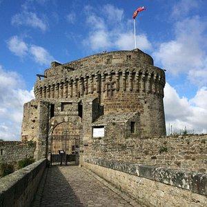 Chateau - Tour du Coetquen