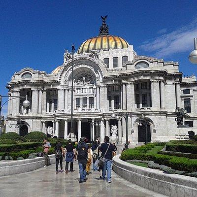 Palacio Belas Artes