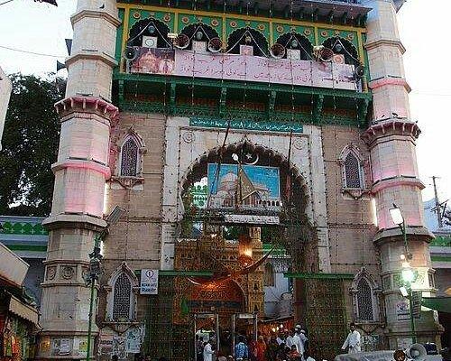 Buland Darwaza Ajmer Sharif  Dargah