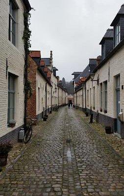 Kleine Begijnhof Leuven 1