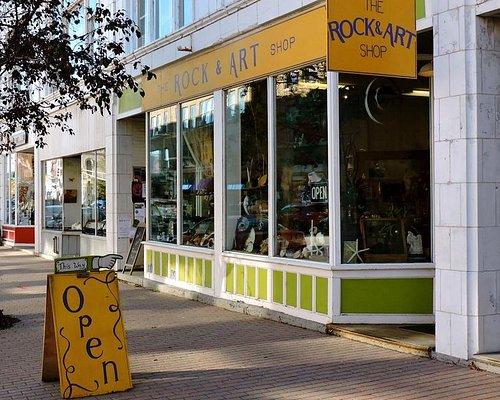 The Rock & Art Shop Bangor