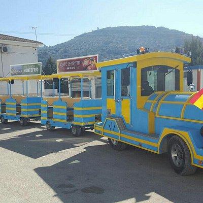 Ruta Turistica Montefrio