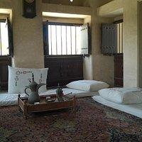 inside the Majlis